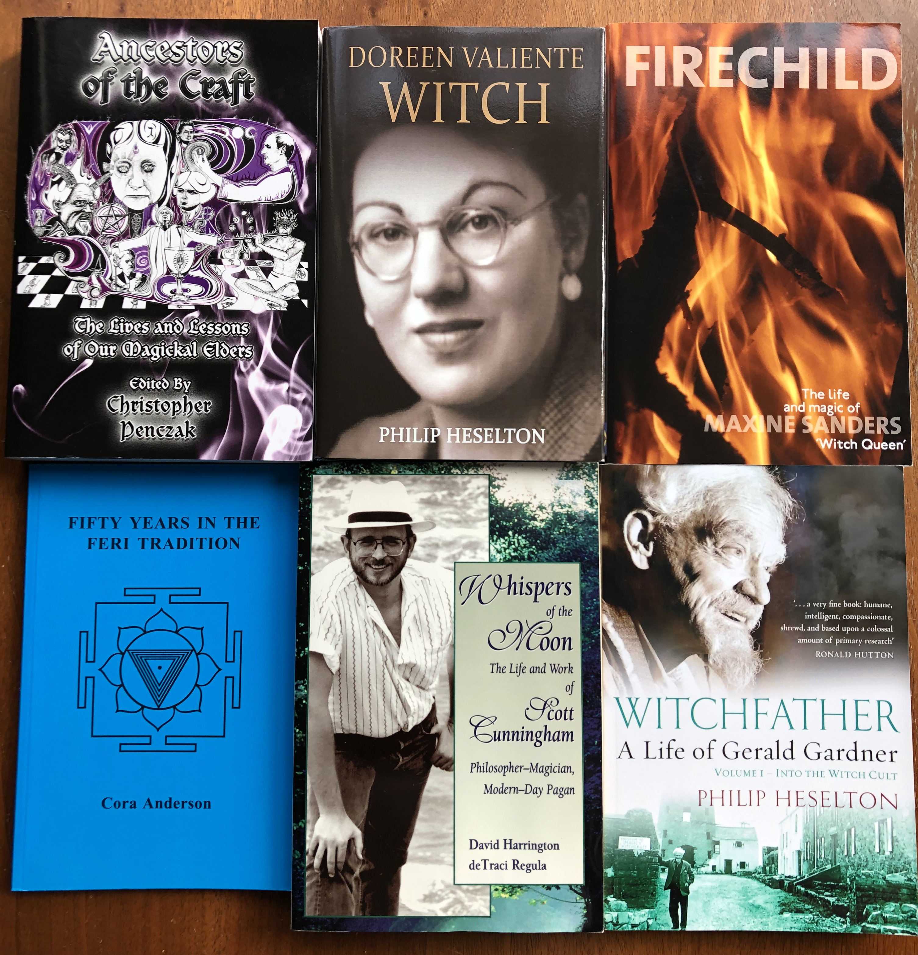 Occult biographies