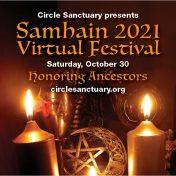 Virtual Samhain 2021 at Circle Sanctuary